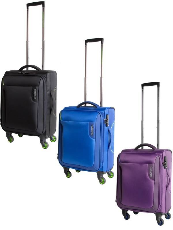 Applite : 55cm Spinner Wheeled Carry-On : American Tourister