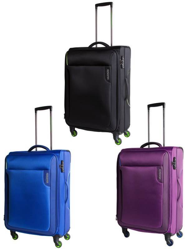 Applite : 71cm Spinner Wheeled Upright : American Tourister