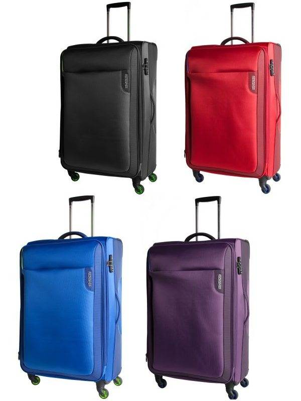 Applite : 82cm Spinner Wheeled Upright : American Tourister