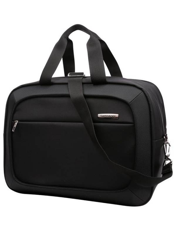 B'Lite Xtra : Carry On Bag - Black : Samsonite