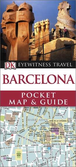 Barcelona : Pocket Map & Guide Eyewitness Travel