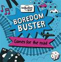 Boredom Buster - Games For The Road by Lonely Planet