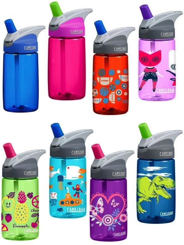 Camelbak : Eddy Kids Bottle 400ML