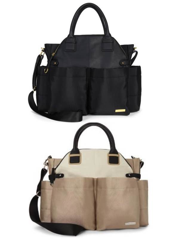 Chelsea Downtown Chic - Nappy Bag : Skip Hop