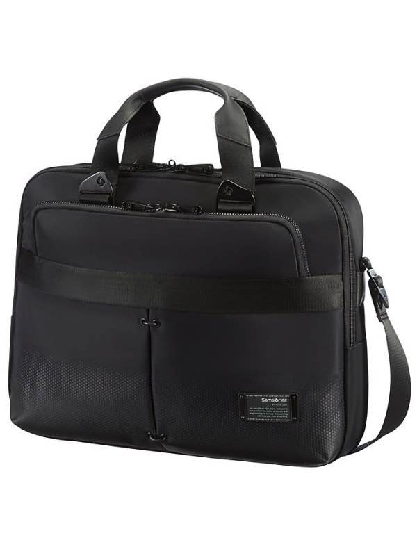 City Vibe : Laptop Briefcase - Jet Black : Samsonite