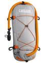 CamelBak Cortez 3L Deck-Mounted Water Sport Hydration Pack - Silver/Orange Popsicle