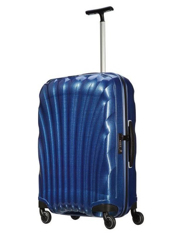 Cosmolite FL : 69 cm Spinner Wheeled Upright - Dark Blue : Samsonite