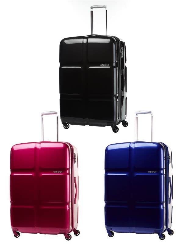 Cubepop : 79cm Spinner Wheeled Upright : American Tourister