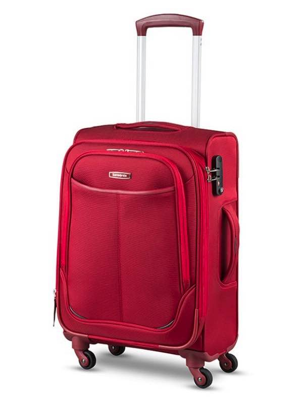 Duranxt Spinners : 55cm Spinner Wheeled Carry-On - Red : Samsonite