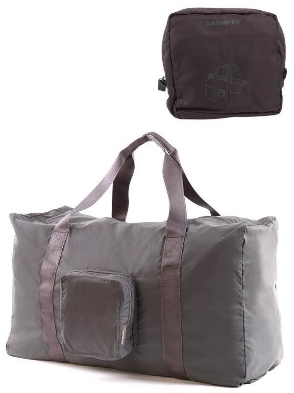 Folding Duffle - Grey : Samsonite