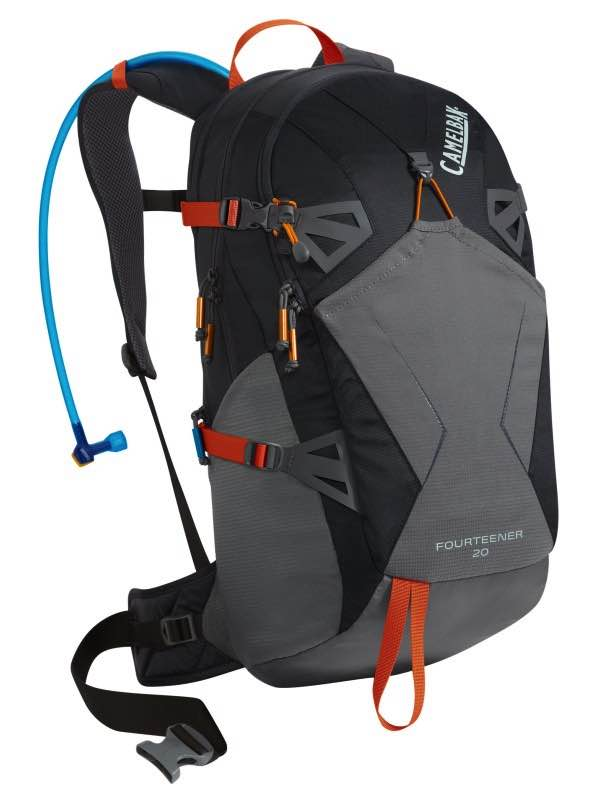 Fourteener 20 3L Sports Hydration Pack - Charcoal/Graphite : CamelBak