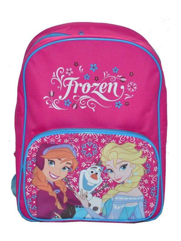 Frozen Backpack - Pink