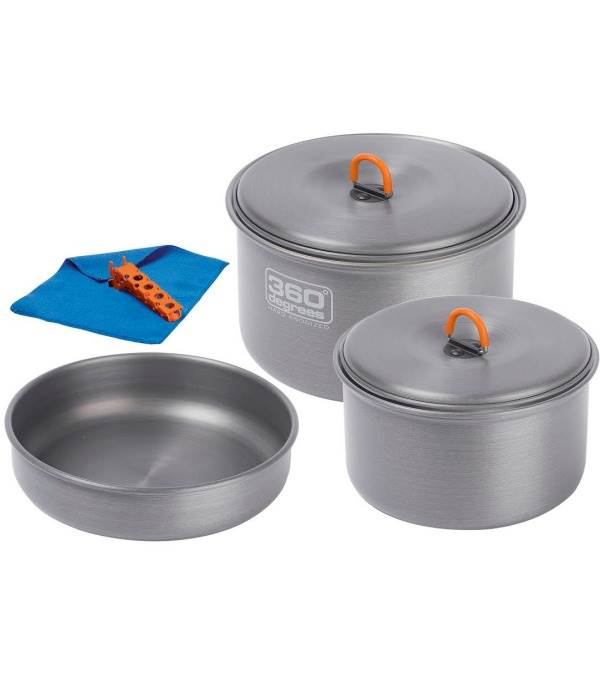 Furno Large Cook Set : 360 Degrees