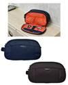Go Travel : Dual Washbag