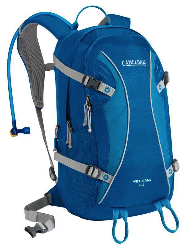 Helena 22 - 3L Women's Sports Hydration Pack - Mykonos Blue/Blue Jewel : CamelBak