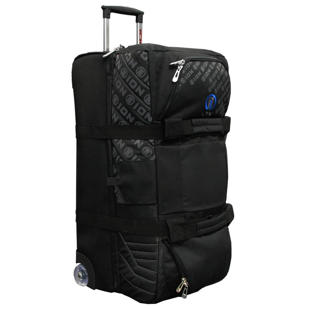 ION Centurion Plus 80 Wheeled Travel Luggage - Black : Caribee