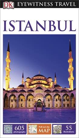 Istanbul: Eyewitness Travel Guide