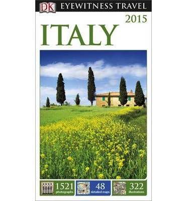 Italy : Eyewitness Travel Guide