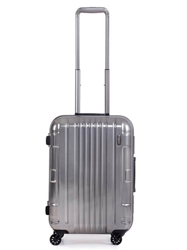 Kozmos : 55cm 4 Wheel Carry-On - Silver : Lojel