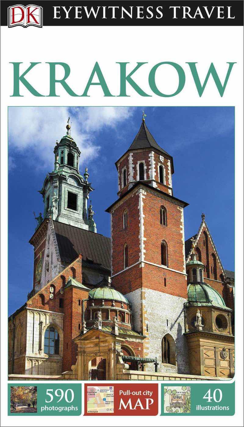 Kracow: Eyewitness Travel Guide
