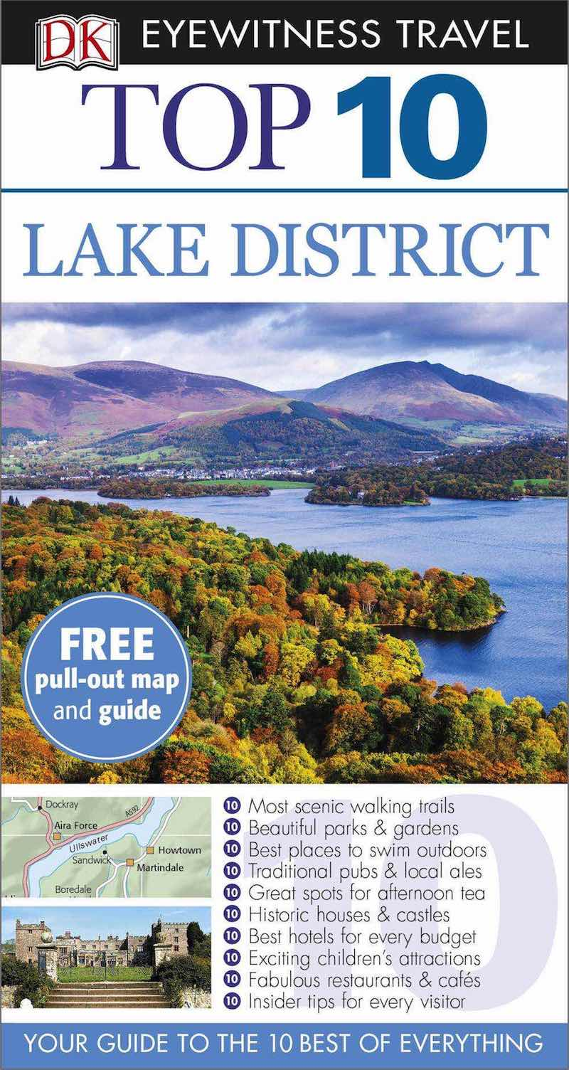 Lake District: Top 10 Eyewitness Travel Guide