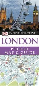 London: Pocket Map & Guide Eyewitness Travel