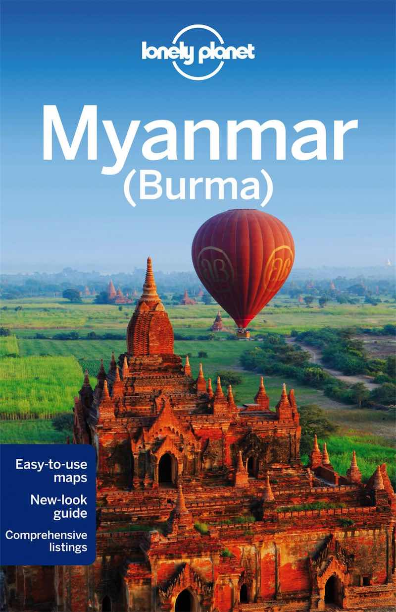 Lonely Planet : Myanmar (Burma) - Edition 12