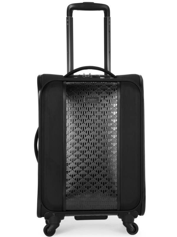 Onyx - 4 Wheel Cabin Roller Case - Black : Antler