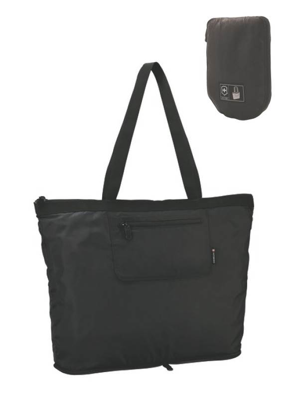Packable Tote - Black : Victorinox