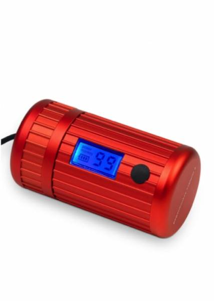 Powermonkey Explorer 2 : Waterproof Mobile Charger - Red : Powertraveller