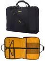 Smart Garment Bag - Black/Yellow : American Tourister