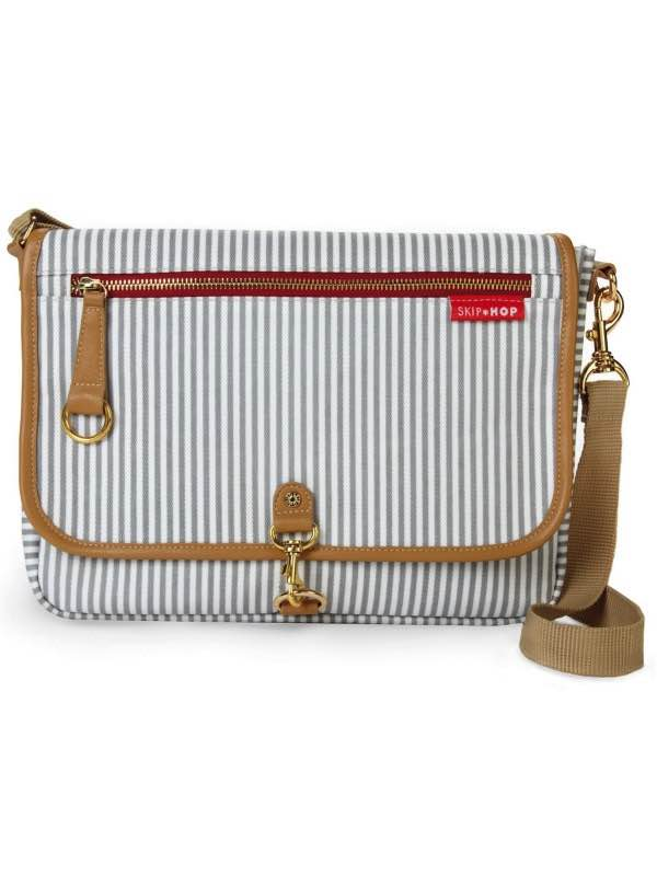 Soho - Nappy Clutch - French Stripe : Skip Hop