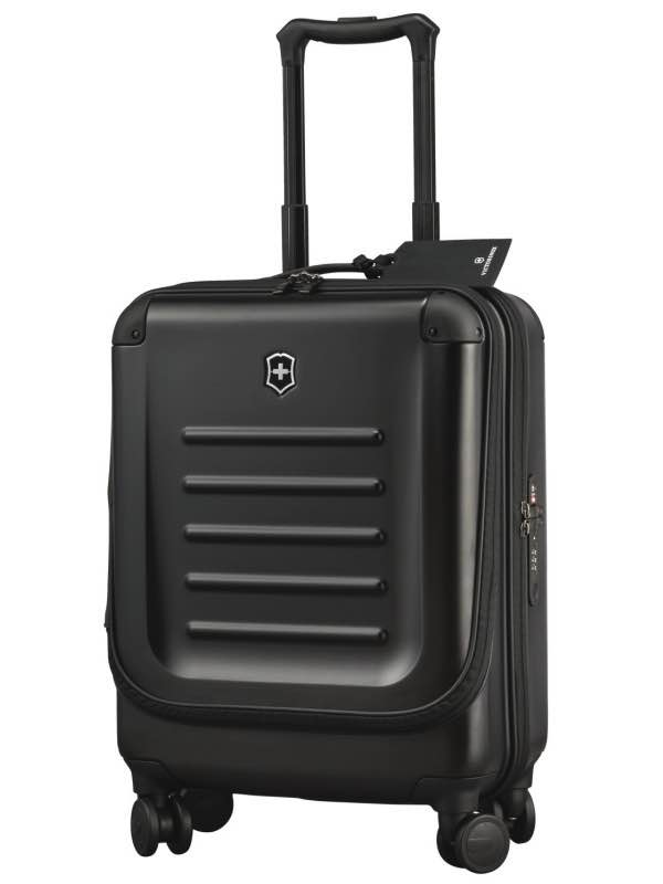 "Spectra 2.0 : 22"" / 55cm Dual-Access Global Carry-On - Black : Victorinox"