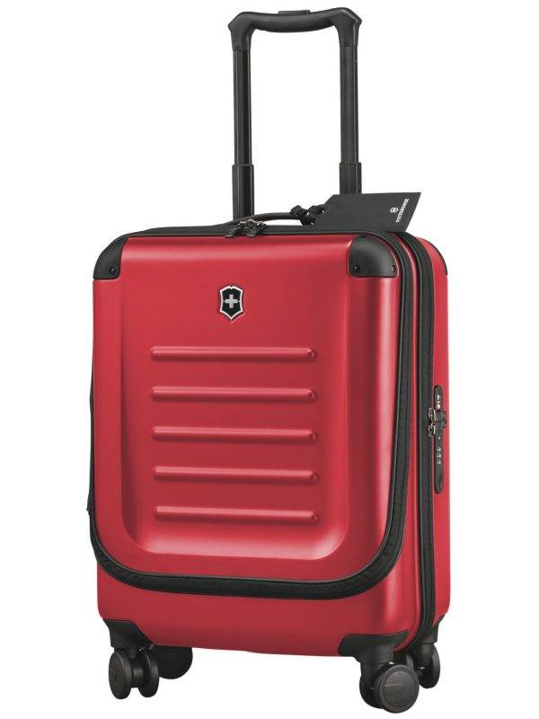 "Spectra 2.0 : 22"" / 55cm Dual-Access Global Carry-On - Red : Victorinox"