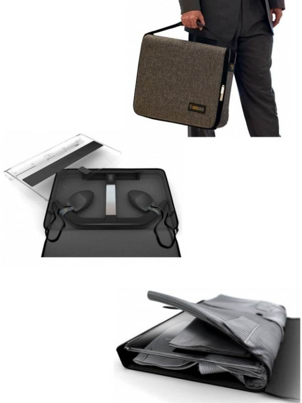 Suit / Garment Carrier - Grey : SuitPack