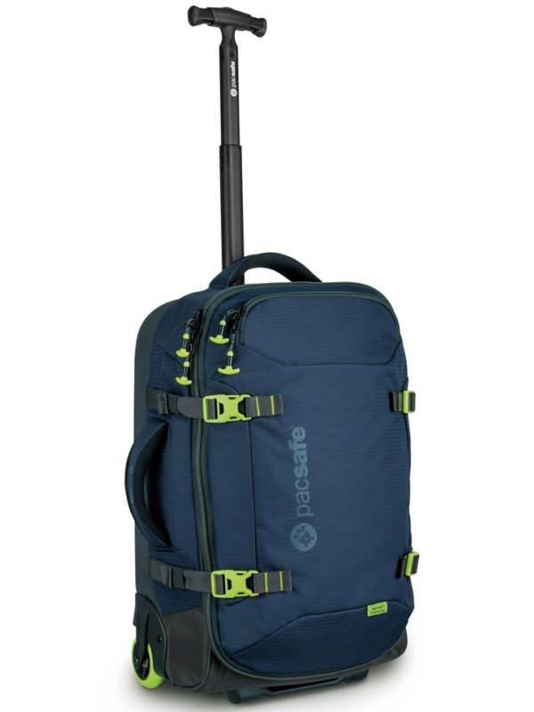 Toursafe AT21 : Anti-Theft Wheeled Carry-On - Navy Blue : Pacsafe