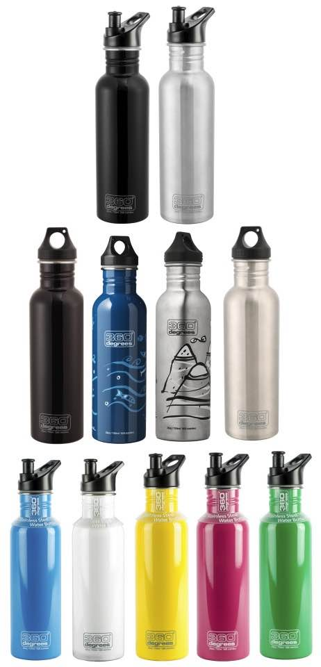 360 Degree 750 ML Stainless Steel