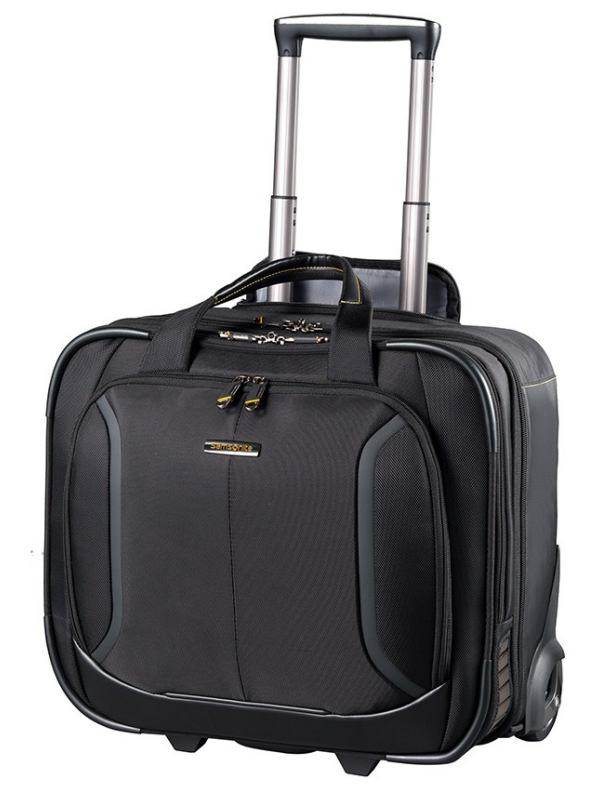Viz Air Plus : Rolling Tote - Black : Samsonite