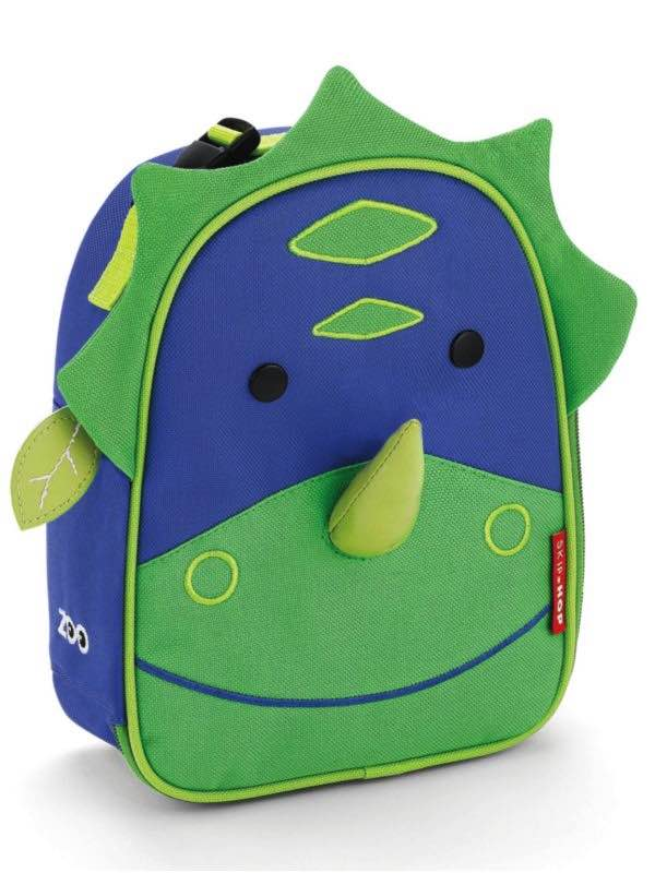 Zoo Lunchies - Insulated Lunch Bags - Dinosaur : SkipHop