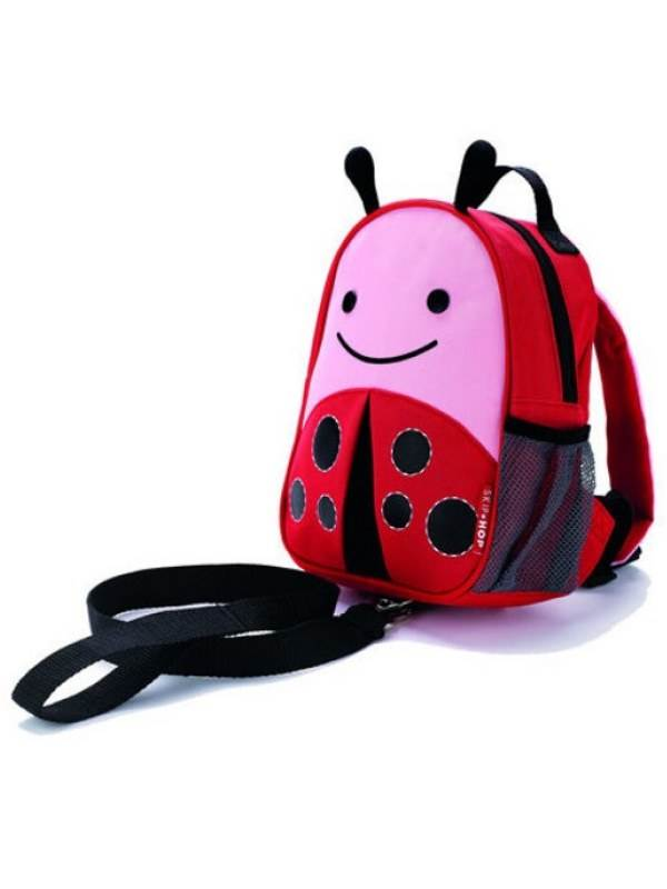 Zoo Safety Harness - Mini Backpack with Rein - Ladybug : SkipHop