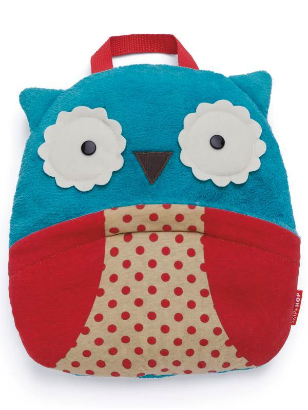 Zoo - Travel Blanket - Owl : SkipHop