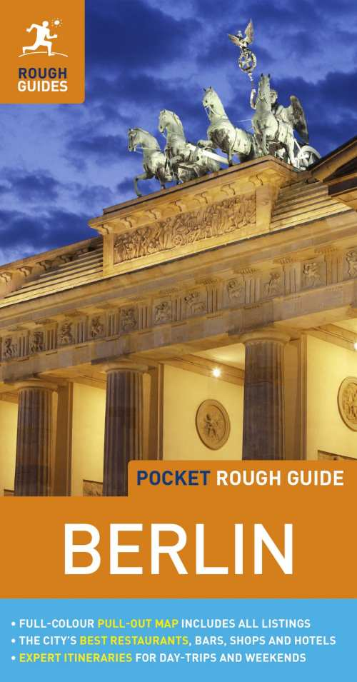 The Pocket Rough Guide to Berlin by Rough Guides Cover Image
