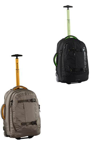 Fast Track 45 : Wheeled Backpack : Caribee
