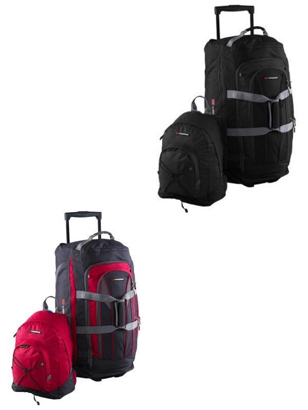 Sports Tourer Combo Travel Luggage : Caribee
