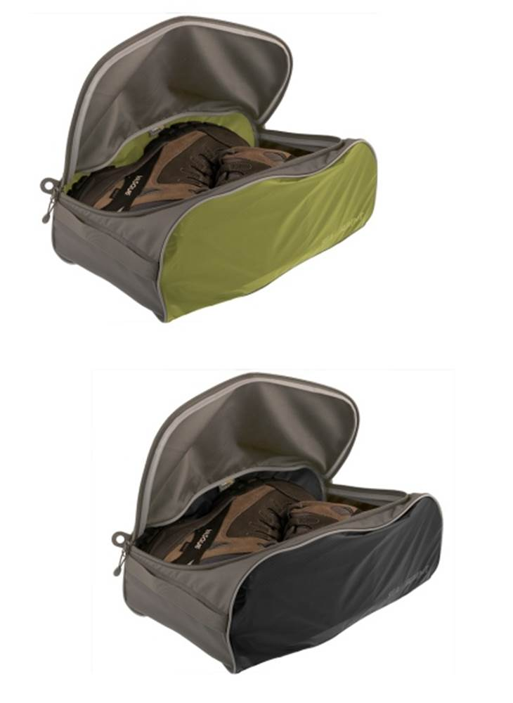 6845c54f6997 Lightweight Travel Shoe Bag   Large - 2 Colours Available   Sea to Summit -  Product Image (shoes for illustration purposes only)