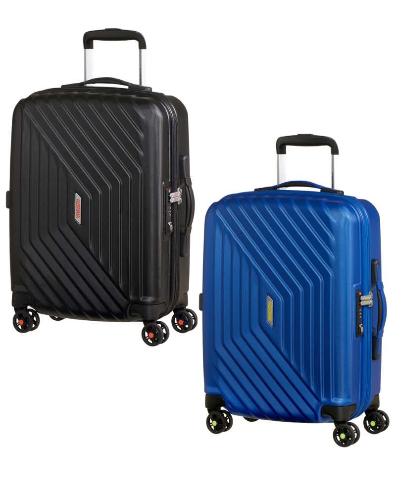 6ced883b5 American Tourister : Airforce 1 - 55cm 4 Wheeled Carry-On Spinner