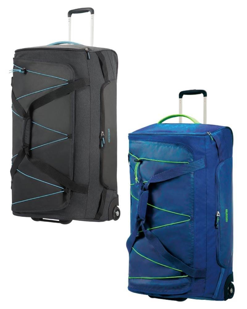 aa9c09ae70 American Tourister : Road Quest Wheeled Duffle Bag - Large 80cm by ...