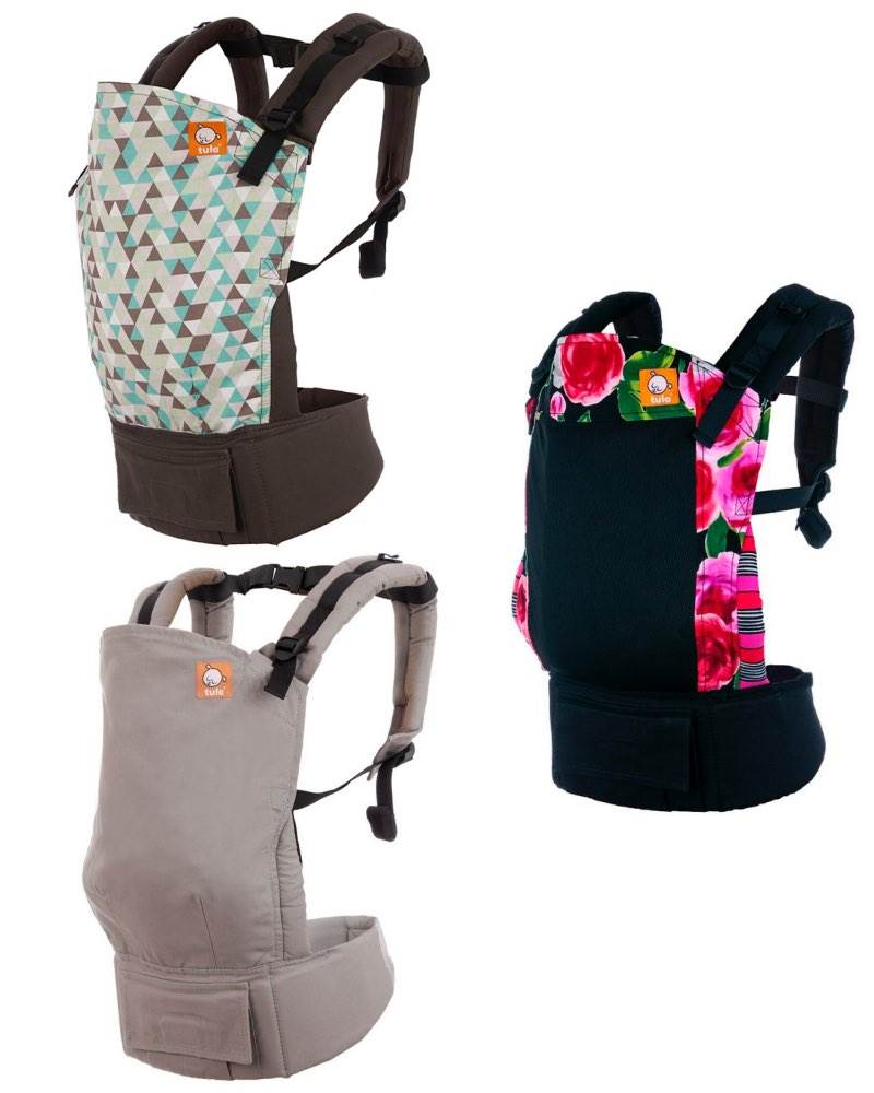 Baby Tula Toddler Canvas and Coast Carrier (11kg to 27kg)