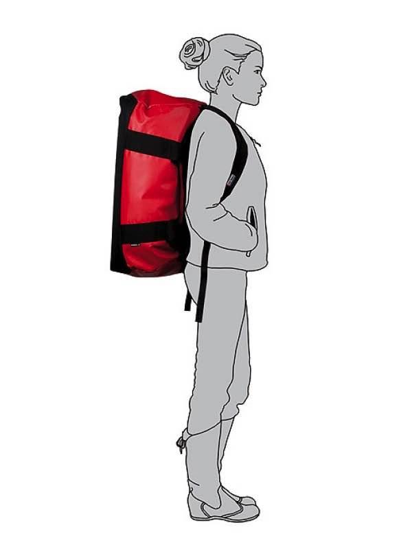 ... Tatonka Barrel Small   Travel Duffel Bag - With Hidden Back Pack Straps  - Barrel- ... 53e4389a93f4d
