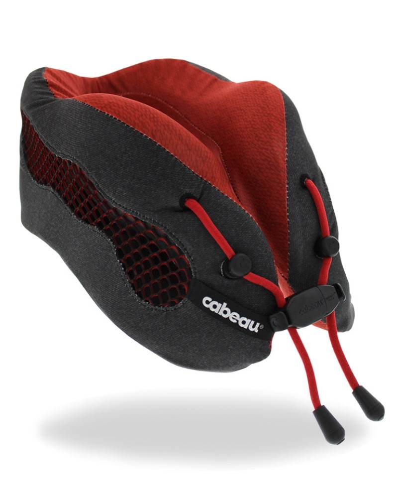 Cabeau Evolution Cool 2 0 Memory Foam Travel Pillow With